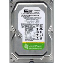 Hd Wester Digital Wd5000avcs 500gb Sata 3gbs Green Power