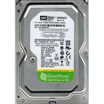 Hd 500gb Western Digital Wd5000avcs Wd5000avds Defeito