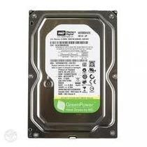 Hd Sata 3gbs 500gb Western Digital Wd5000 Green Power