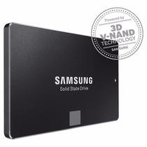 Hd Ssd 250gb Samsung 850 Evo 3d V-nand Sata3 540mb/s