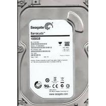 Hd Seagate Sata 3,5´ Hdd 1tb 7200rpm 64mb St1000dm003