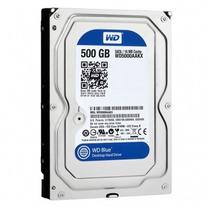 Promoção Hd Interno Wd 500gb 6gb/s 7200rpm Western Digital