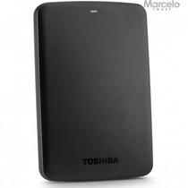 Oferta Hd Externo 1 Tb Canvio Basic Toshiba Usb Com Garantia