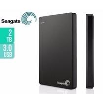Hd Externo 2tb Seagate Backup Plus Slim Pode Retirar Na Loja