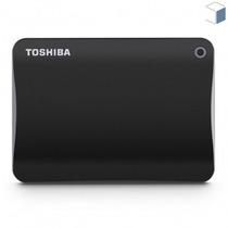 Hd Externo Portatil Toshiba Canvio Connect Ii 500gb + Nf-e