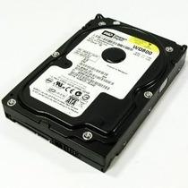 Hd 80gb Giga Sata Western Digital Com Garantia