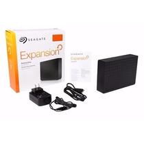 Hd Externo Seagate Expansion 5tb / 5000gb - Usb 3.0 E 2.0