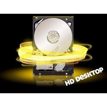 Hd 320gb Sata 3.0gb/s Pc 7200rpm Interno 3.5 Wd 12x S/ Juros