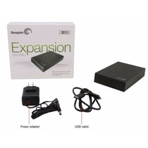 Hd Externo 3tb (3000gb)seagate Expansion Usb 3.0