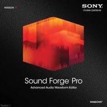 Sond Forge 10 Crackeado