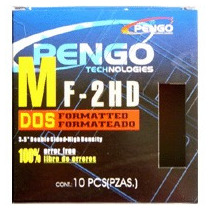 Disquete Pengo Mf-2hd