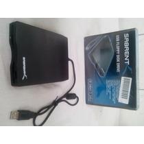 Drive De Disquete Externo Portátil Floppy Usb 2.0