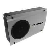 Case/gaveta P/ Hd 3,5 Ide Ou Sata C/ Fan De 80 Mm - Mymax