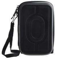 Capa De Proteção Com Ziper Para Hd Externo E Case Aya1 Black