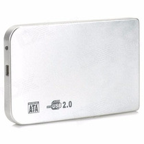 Gaveta Externa Case Para Hd Notebook 2,5 Sata Usb 2.0