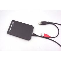 Case Gaveta Hd Sata Notebook Usb Externa Pc Xbox Ps3 Wii