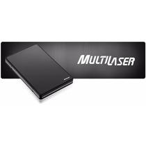 Case Multilaser Hd 2.5 Usb2.0/sata S/ventilador Preto Ga057