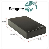 Case Gaveta Externa Seagate Hd 3,5 Sata 3 Usb 3.0 E 2.0