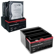 Dock Station Triplo 2 Sata +1 Ide - 2,5/3,5 (h93u2is) - 259