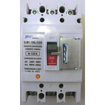 Disjuntor Em Caixa Moldada Jng Djm1-100l 80a