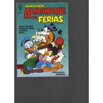 Grande Almanaque De Férias N 13 - Disney - Editora Abril