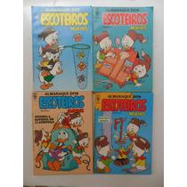 Almanaque Dos Escoteiros Mirins! Vários! R$ 15,00 Cada!