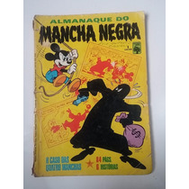 Almanaque Do Mancha Negra Nº1 - Ed Abril