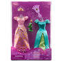 Sale Princesas E Príncipes Disney Kit De Roupa Rapunzel