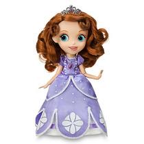 Boneca Disney Original Princesa Sofia Que Canta P. Entrega