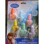 Disney Frozen Kit 6 Esmaltes Infan Til Original Lancamento