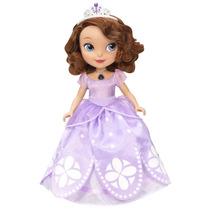 Boneca Princesas Disney Sofia - Mattel
