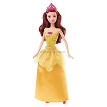 Boneca Princesa Disney Bela E A Fera - Original Mattel