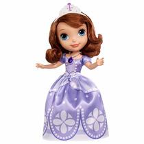 Boneca Princesinha Sofia Disney Mattel Cmt54