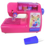 Máquina De Costura De Verdade Infantil Princesas Disney