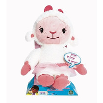 Pelúcia Disney Doutora Brinquedos Lambie Toyng 36cm