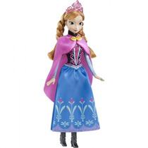 Boneca Filme Frozen Princesa Anna - Mattel