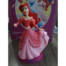 Boneca Princesas Colecionaveis Disney - Ariel