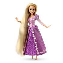 Boneca Princesa Rapunzel Original Disney 28cms De Altura