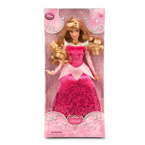 Boneca Princesa Aurora Bela Adormecida Disney Usa Frete Baix
