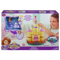 Palácio Flutuante De Férias Princesa Sofia 2 Em 1+ Boneca