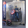 Boneco Marvel Select Avengers Movie - Captain America