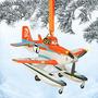 Avião Enfeite Arvore Natal Disney Planes Fire Rescue Aviões