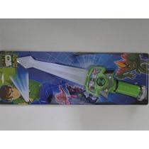 Espada Ben 10 Luz Piscante 3 Sons