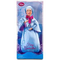 Fada Madrinha Cinderela Cinderella Boneca Disney Store