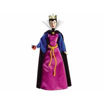 Boneca Vilões Clássicos Rainha Má - Princesas Disney Mattel