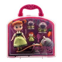 Anna Mini Animators Sven E Acessórios Frozen Disney No Br
