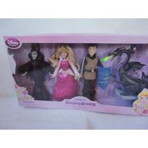 Boneca Aurora Malévola Pr.phillip Dragão 13 Cm Disney No Br