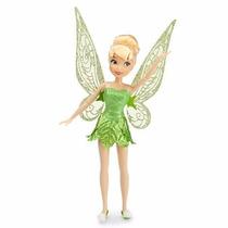 Disney Store Boneca Fadas Tinker Bell No Brasil