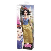 Boneca Princesa Brilho Mágico Branca De Neve - Mattel
