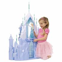 Frozen Castelo De Gelo Da Elsa Palácio 90 Cm Original Mattel